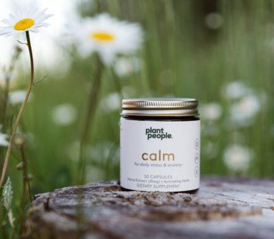 Plant People CBD Calm Pills