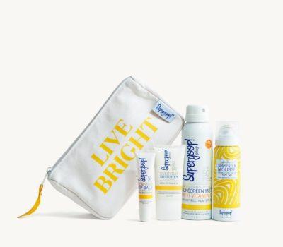 Supergoop Sunscreen Kit