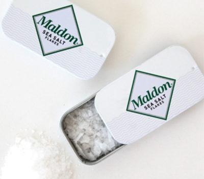 Maldon Salt Travel Tin