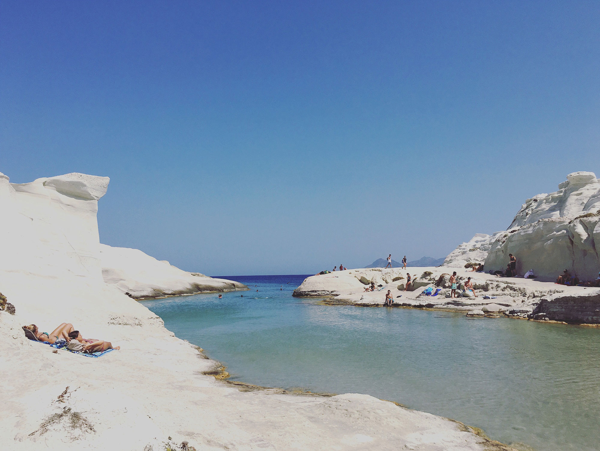 Milos City Guide