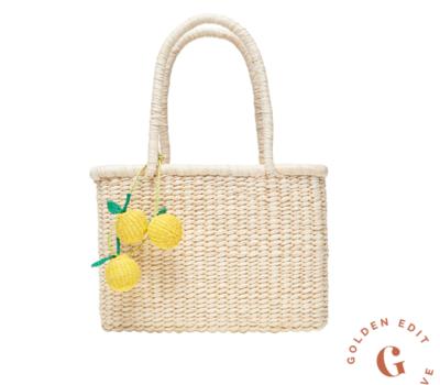Lemon Gelato Basket