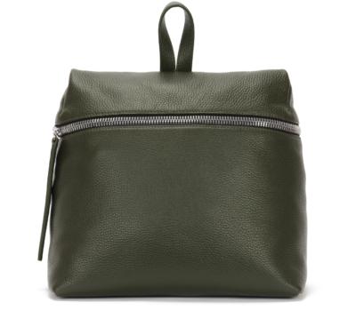 Nori Pebble Leather Backpack